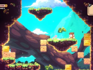 Alex Kidd in Miracle World DX preview -- The past is brutal