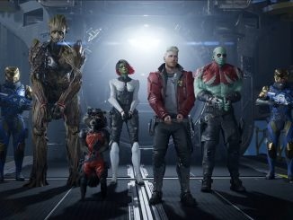 Guardians of the Galaxy trailer revealed during Square Enix Summer Showcase