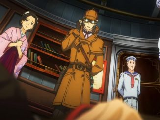 The Great Ace Attorney Chronicles release date and gameplay details
