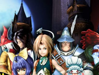 Cyber Group Studios plans to produce a TV adaptation of Final Fantasy IX