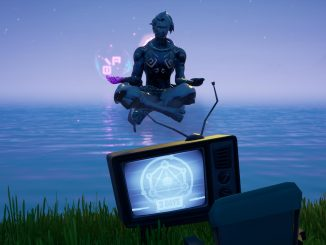 Where to destroy spooky TV sets for the Fortnite Season 6 challenge