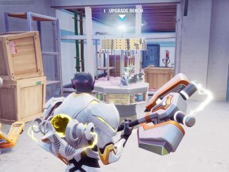 Where to find weapon upgrade bench locations in Fortnite Season 7