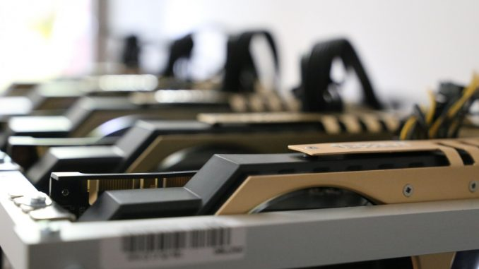 Graphics card shortage likely to end with cryptocurrency prices nosediving