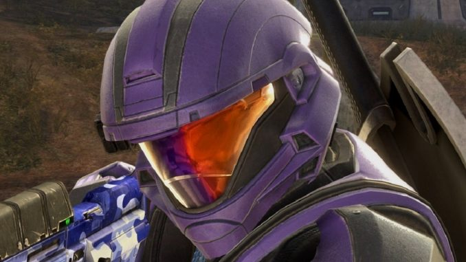 The Master Chief Collection to fit 60 players