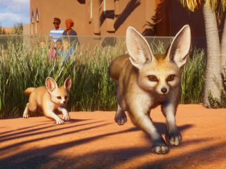 Planet Zoo Africa Pack is out today, introducing five new species