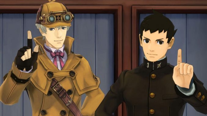 New The Great Ace Attorney gameplay trailer shows you the ropes