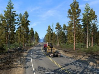 American Truck Simulator update 1.41 rolls out with multiplayer and more