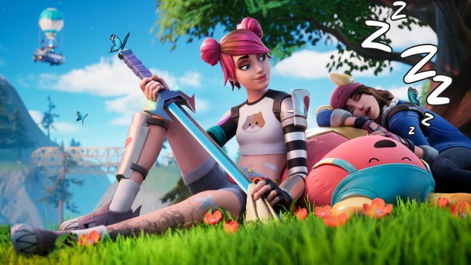Summer Skye is joining the Fortnite Crew in August
