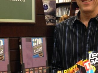 A TALE OF THE VIDEO GAME OMNIBUS BOOKS AND MEMORIES:  INTERVIEW WITH AUTHOR BRETT WEISS