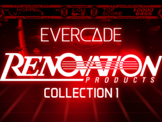 Evercade's next collect edition will be a Renovation