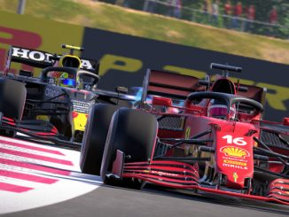 F1 2021 patch 1.05 arrives to fix the game's various stability issues