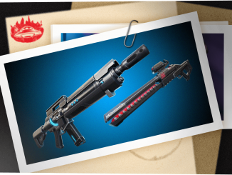 Fortnite leak suggests weapon mods could be implemented after all