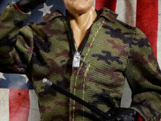"""SDCC 21: Mattel's 12 Days of Fandom kicks off with """"Ultimate Edition"""" Sgt. Slaughter figure"""