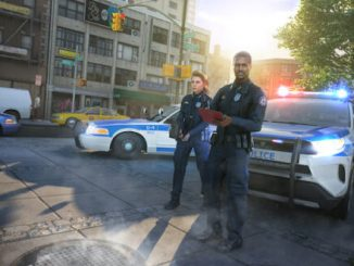 Trailer: Police Simulator passes its background check with new update