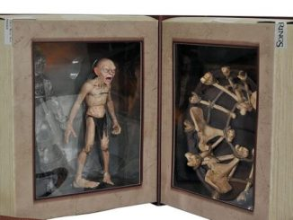 SDCC 2021: Packaging revealed for DST's show exclusives