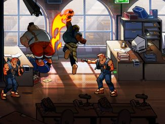 Streets of Rage 4 DLC patch notes rebalances characters and fixes bugs