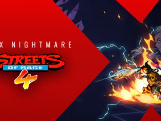 Streets of Rage 4's Mr X Nightmare mode arrives this month