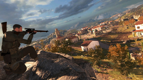 Trailer: Sniper Elite 4 makes the jump to PS5 and Xbox Series X|S