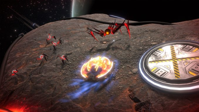 Contest: Win space shooter Curved Space for Steam