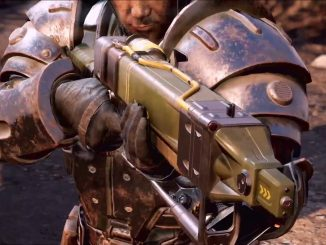 Fallout 76 update brings Steel Reign questline, legendary item crafting, and new season