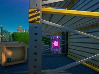 Where to find Week 4 Alien Artifacts locations for Kymera in Fortnite