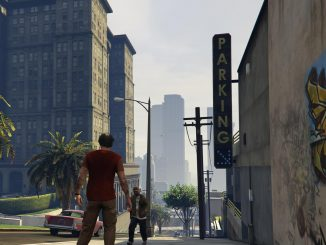 Hands on with the GTA V mod that adds AMD FSR support