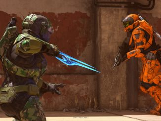 Halo Infinite technical preview livestream showcases friend or foe tags, gameplay, and more