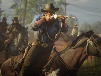 Red Dead Redemption 2's latest update adds Nvidia DLSS support