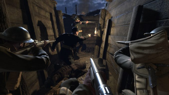 WWI shooter Verdun will be free next week on the Epic Games Store