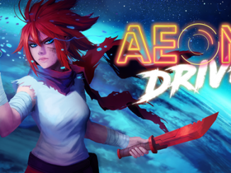 Trailer: Side-scrolling cyberpunk action title Aeon Drive coming September 30th