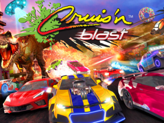 Trailer: Take in the tracks of Cruis'n Blast on Switch