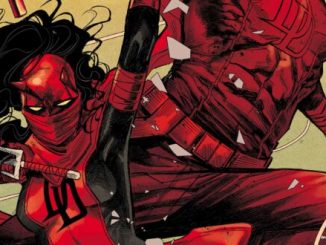 Kingpin and Typhiod Mary tie the knot in Daredevil #36