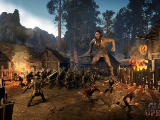 Giants Uprising will stomp its way into Early Access this fall