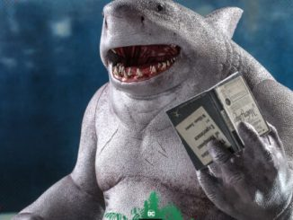 King Shark takes a bite out of Hot Toys' lineup