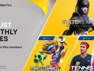 Zombies, tennis, and more comes to PS+ this month