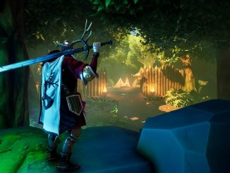 Stray Blade is an action game where your actions change the world