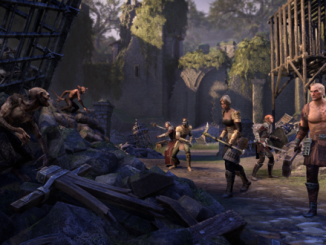 The Elder Scrolls Online updates out now on PC, September on consoles