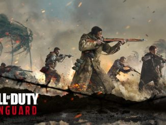 New campaign trailer for Call of Duty Vanguard shown at gamescom 2021