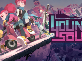 Trailer: Cartoony co-op battles arrive with action/RPG Young Souls