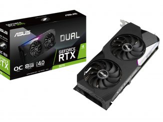 ASUS may have discontinued budget Dual RTX 30 Series graphics cards