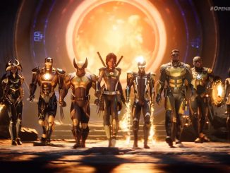 Midnight Suns is the next Marvel game, from Firaxis, starring many of its greats