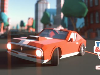 Track & Burn drifts into Steam Early Access next week