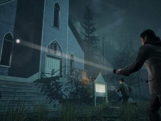 Comparison trailer for Alan Wake Remastered shows major visual changes