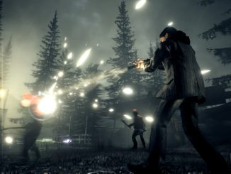 Alan Wake is getting remastered in 4K, with all DLC, for PC this fall