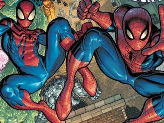 Ben Reilly officially takes up the Spidey mantle in October's ASM #75