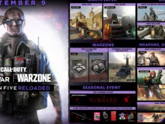 Call of Duty: Black Ops Cold War's season 5 starts September 9th