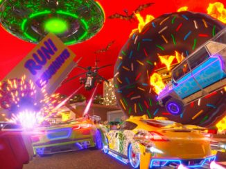 Trailer: Cruis'n Blast revs the engines for Nintendo Switch