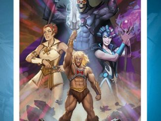New series of high-end Masters of the Universe prints coming up from Dark Horse