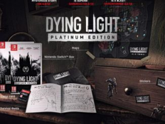 Dying Light: Platinum Edition coming to the Switch next month