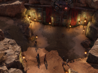 Trailer: Live how you want in dystopic RPG Encased, out now